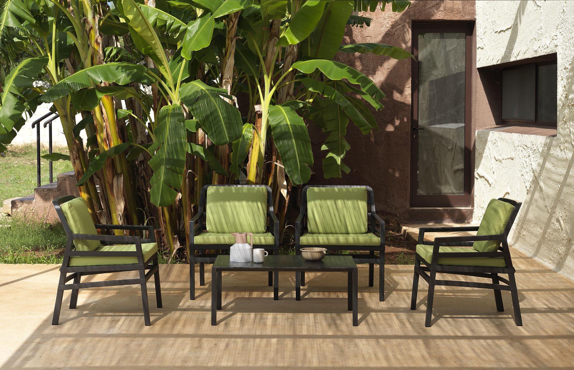 Hochwertige Garten Und Outdoormöbel By Nardi Aus Italien